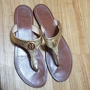 Authentic Tory Burch sandals size 9